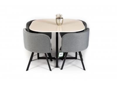 Table et chaises Biaritz