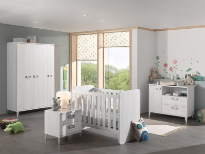 Chambre bébé Liv