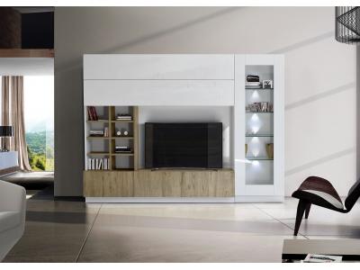 Meuble TV / séjour Compact