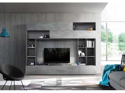 Meuble TV / séjour Pratiko